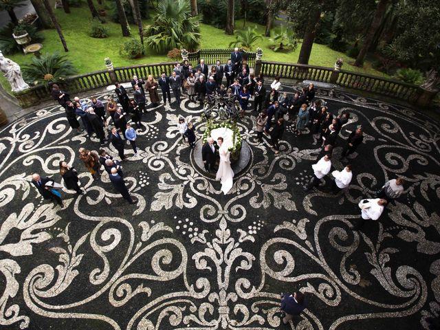 Il matrimonio di Luca e Manuela a Santa Margherita Ligure, Genova 43