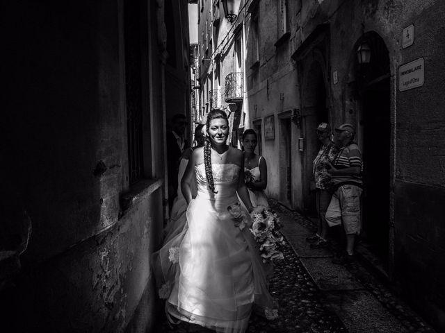Il matrimonio di Marco e Federica a Orta San Giulio, Novara 21