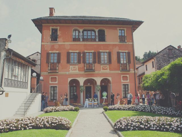Il matrimonio di Marco e Federica a Orta San Giulio, Novara 10