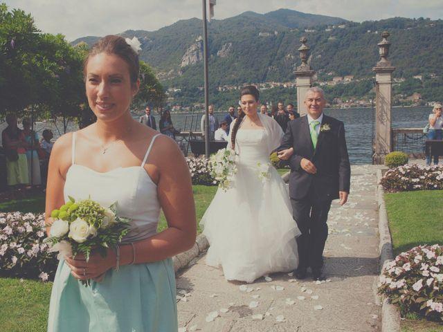 Il matrimonio di Marco e Federica a Orta San Giulio, Novara 12