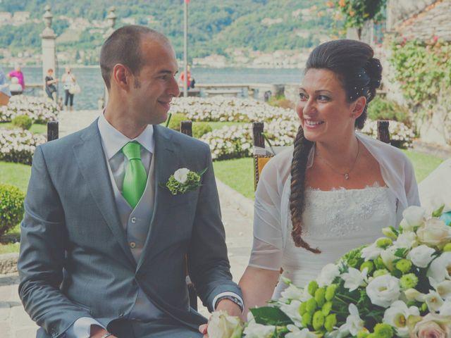 Il matrimonio di Marco e Federica a Orta San Giulio, Novara 14