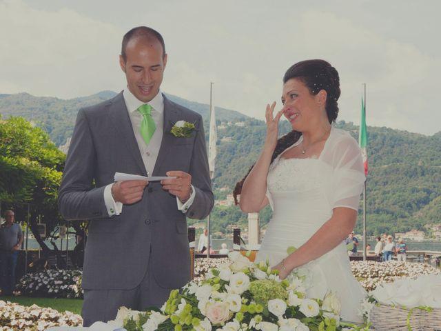 Il matrimonio di Marco e Federica a Orta San Giulio, Novara 16