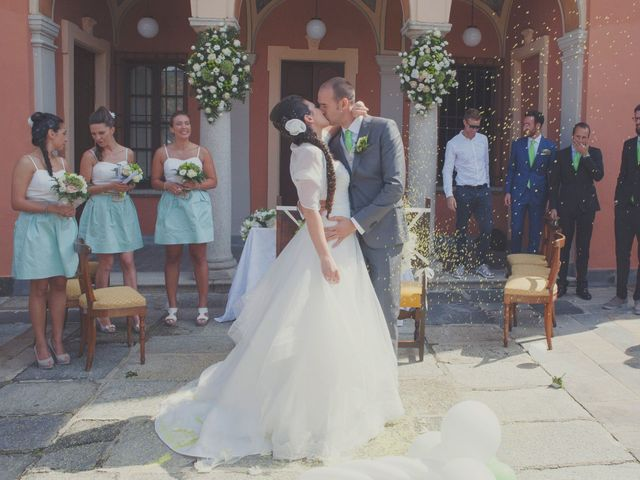 Il matrimonio di Marco e Federica a Orta San Giulio, Novara 18