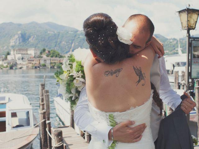 Il matrimonio di Marco e Federica a Orta San Giulio, Novara 24