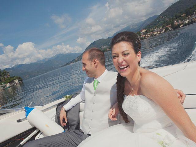 Il matrimonio di Marco e Federica a Orta San Giulio, Novara 27