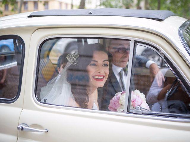 Il matrimonio di Michele e Samantha a Milano, Milano 9
