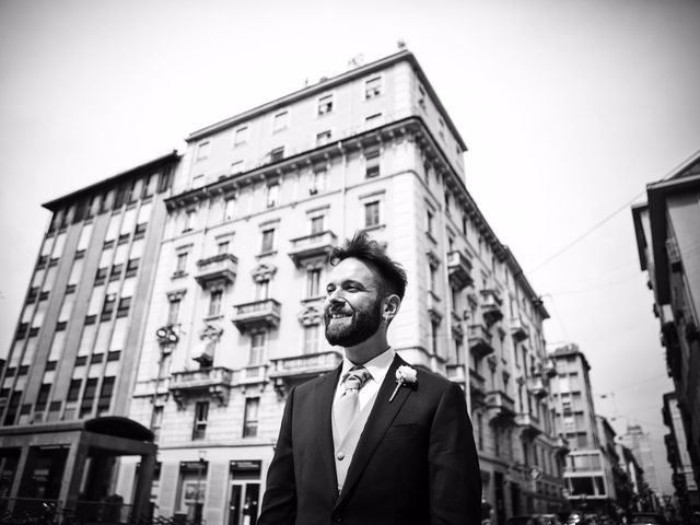 Il matrimonio di Michele e Samantha a Milano, Milano 10