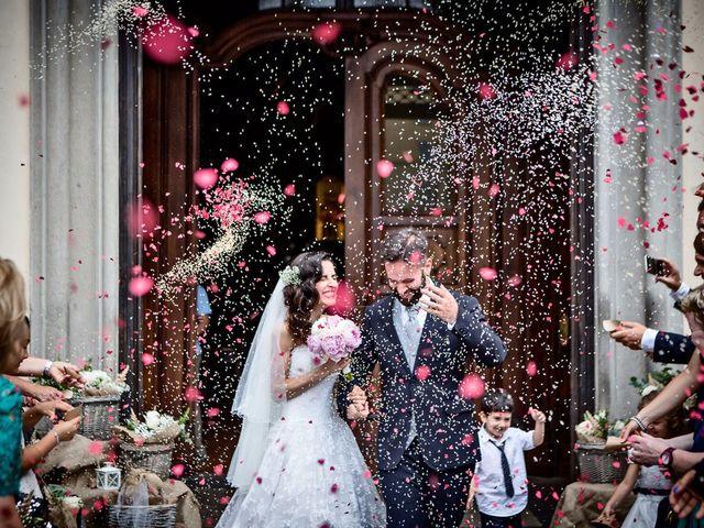 Il matrimonio di Michele e Samantha a Milano, Milano 17