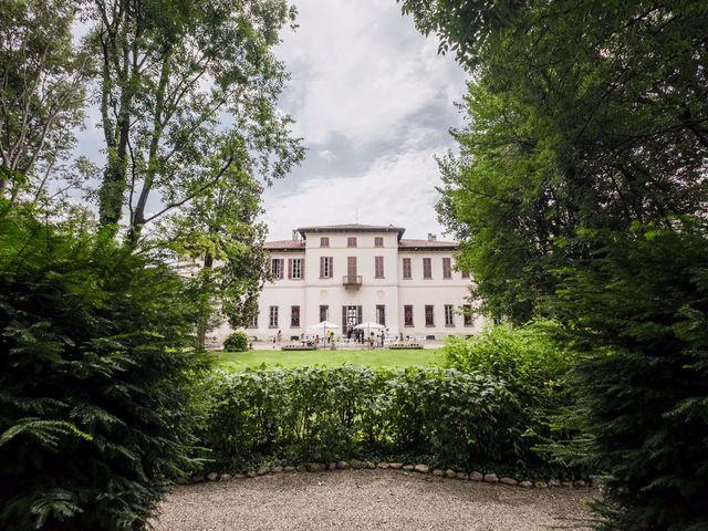 Il matrimonio di Michele e Samantha a Milano, Milano 21