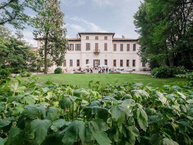Il matrimonio di Michele e Samantha a Milano, Milano 27