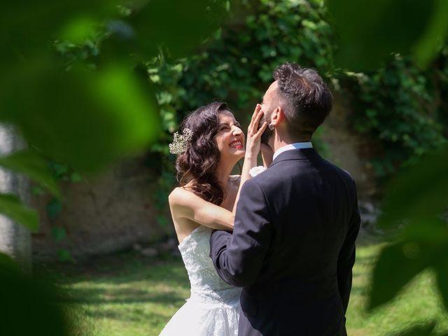 Il matrimonio di Michele e Samantha a Milano, Milano 29