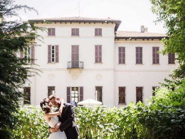 Il matrimonio di Michele e Samantha a Milano, Milano 31