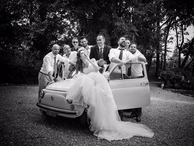 Il matrimonio di Michele e Samantha a Milano, Milano 32