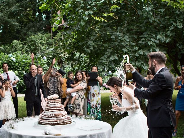 Il matrimonio di Michele e Samantha a Milano, Milano 36