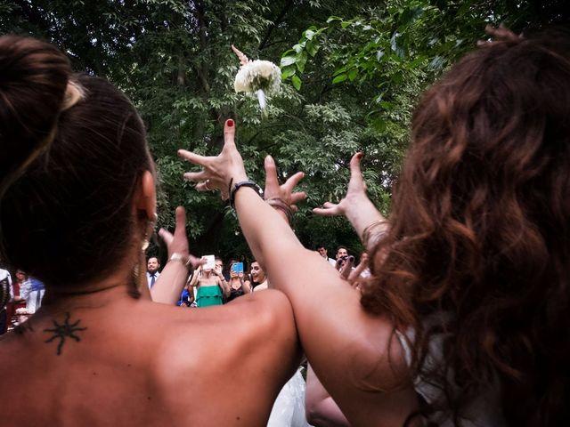 Il matrimonio di Michele e Samantha a Milano, Milano 37