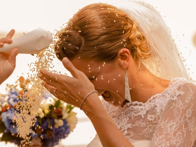 Il matrimonio di Fabio e Lara a Valeggio sul Mincio, Verona 1