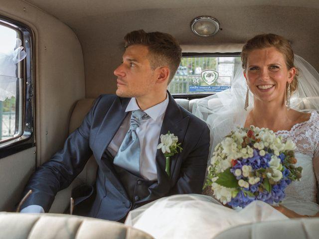 Il matrimonio di Fabio e Lara a Valeggio sul Mincio, Verona 6