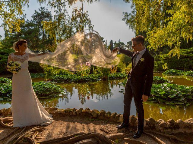 Il matrimonio di Fabio e Lara a Valeggio sul Mincio, Verona 8