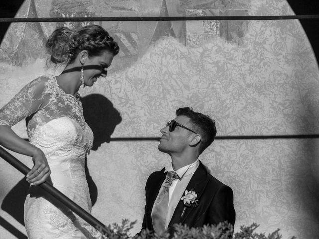 Il matrimonio di Fabio e Lara a Valeggio sul Mincio, Verona 10