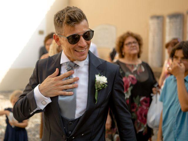 Il matrimonio di Fabio e Lara a Valeggio sul Mincio, Verona 13