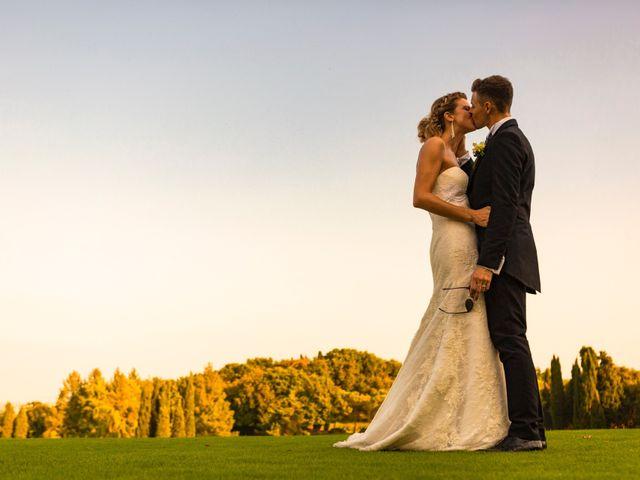 Il matrimonio di Fabio e Lara a Valeggio sul Mincio, Verona 15