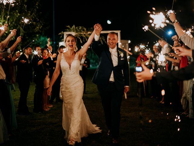Le nozze di Michelle e Sebastian