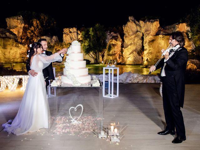 Il matrimonio di Francesco e Miriana a Minervino Murge, Bari 1