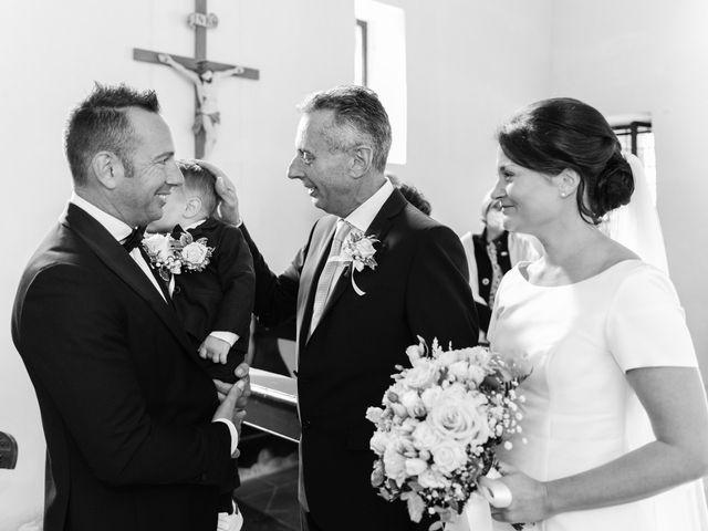 Il matrimonio di Daniele e Alice a Capriva del Friuli, Gorizia 12