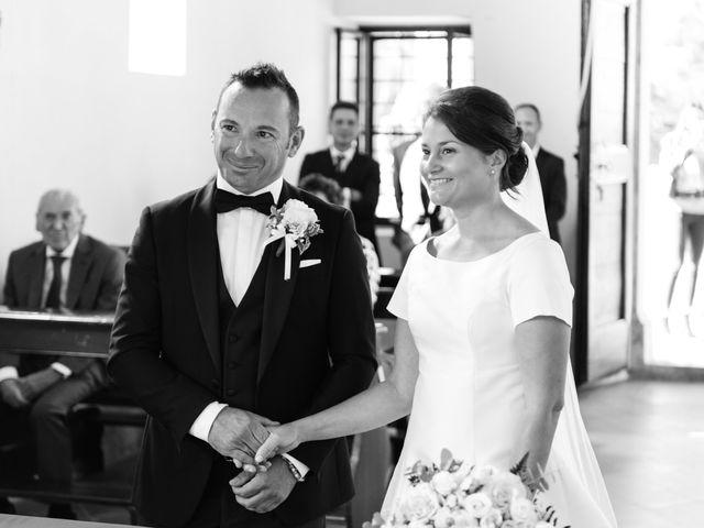Il matrimonio di Daniele e Alice a Capriva del Friuli, Gorizia 15