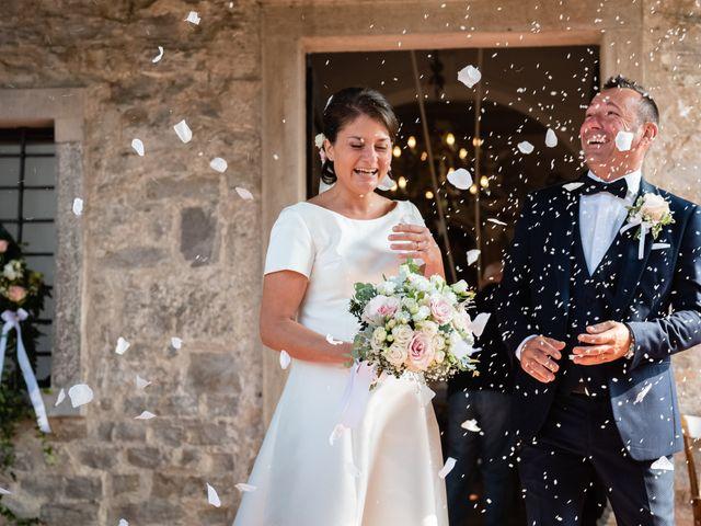 Il matrimonio di Daniele e Alice a Capriva del Friuli, Gorizia 16
