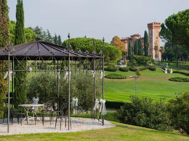 Il matrimonio di Daniele e Alice a Capriva del Friuli, Gorizia 17