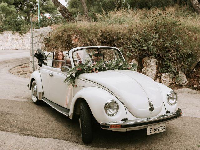 Il matrimonio di Giacomo e Sara a Santa Cesarea Terme, Lecce 31