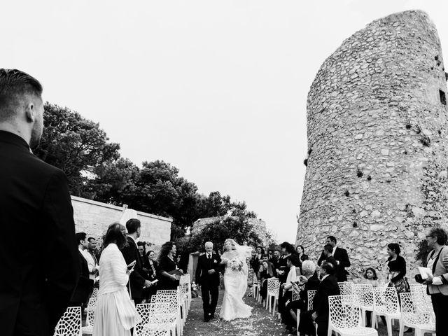 Il matrimonio di Giacomo e Sara a Santa Cesarea Terme, Lecce 34