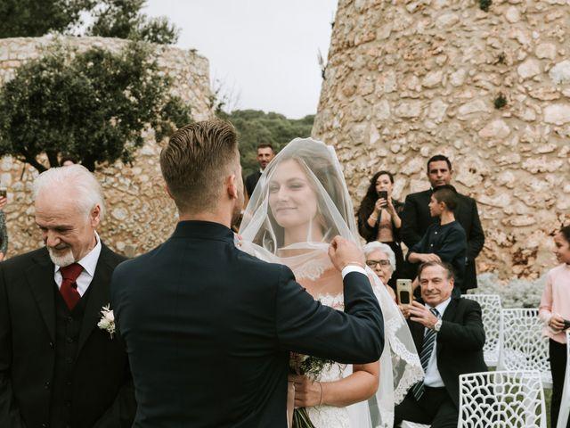 Il matrimonio di Giacomo e Sara a Santa Cesarea Terme, Lecce 35