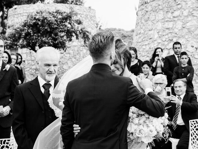 Il matrimonio di Giacomo e Sara a Santa Cesarea Terme, Lecce 36