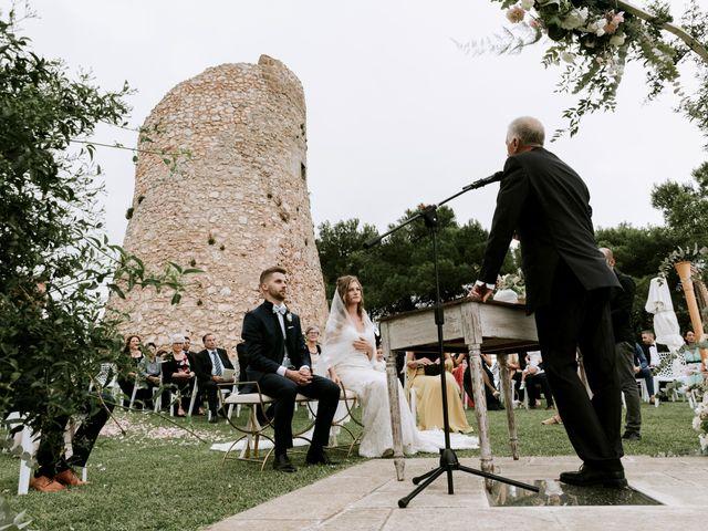 Il matrimonio di Giacomo e Sara a Santa Cesarea Terme, Lecce 37