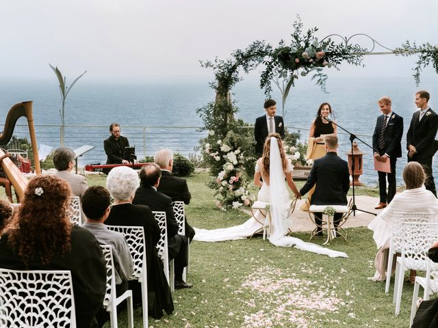 Il matrimonio di Giacomo e Sara a Santa Cesarea Terme, Lecce 38