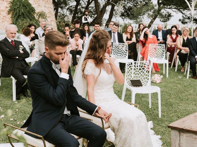 Il matrimonio di Giacomo e Sara a Santa Cesarea Terme, Lecce 39