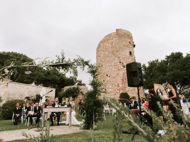 Il matrimonio di Giacomo e Sara a Santa Cesarea Terme, Lecce 42