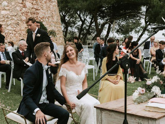 Il matrimonio di Giacomo e Sara a Santa Cesarea Terme, Lecce 43