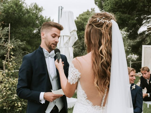 Il matrimonio di Giacomo e Sara a Santa Cesarea Terme, Lecce 45