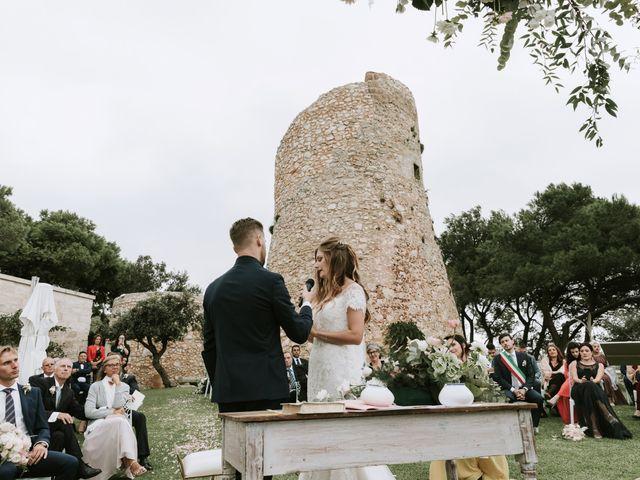 Il matrimonio di Giacomo e Sara a Santa Cesarea Terme, Lecce 50