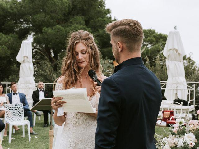 Il matrimonio di Giacomo e Sara a Santa Cesarea Terme, Lecce 51