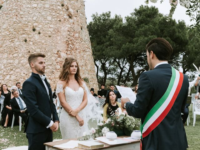 Il matrimonio di Giacomo e Sara a Santa Cesarea Terme, Lecce 54