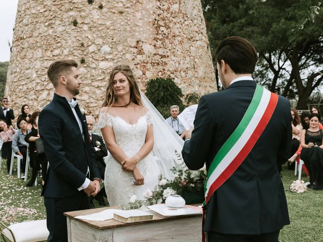 Il matrimonio di Giacomo e Sara a Santa Cesarea Terme, Lecce 55