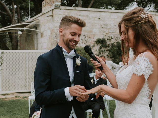 Il matrimonio di Giacomo e Sara a Santa Cesarea Terme, Lecce 57
