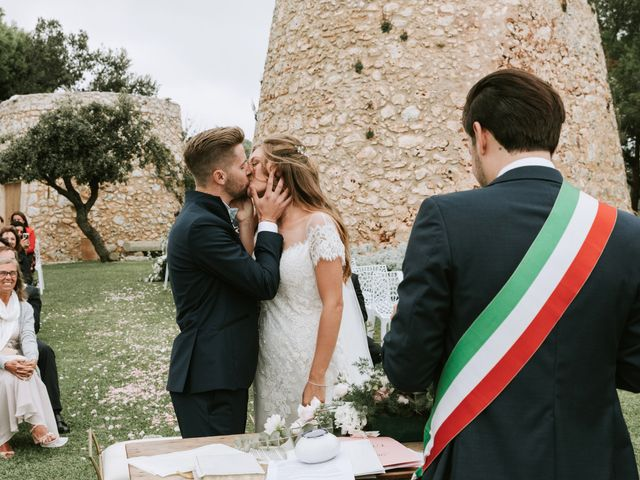 Il matrimonio di Giacomo e Sara a Santa Cesarea Terme, Lecce 58