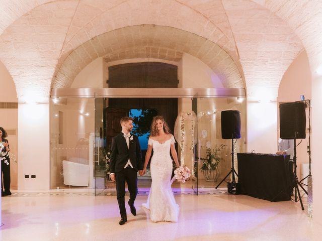 Il matrimonio di Giacomo e Sara a Santa Cesarea Terme, Lecce 85