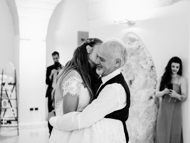 Il matrimonio di Giacomo e Sara a Santa Cesarea Terme, Lecce 90