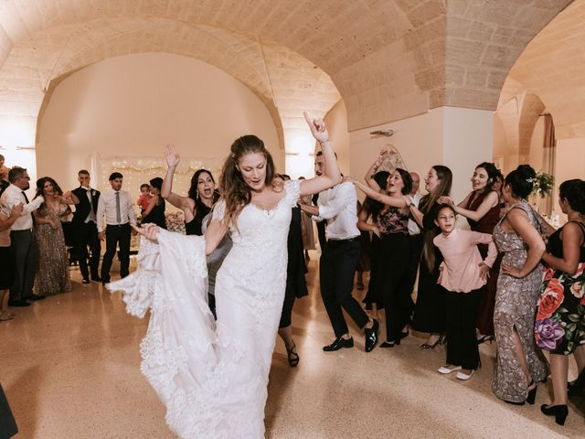 Il matrimonio di Giacomo e Sara a Santa Cesarea Terme, Lecce 99